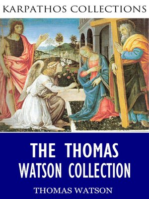cover image of The Thomas Watson Collection